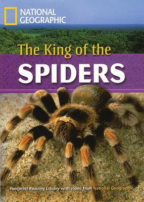 The King of the Spiders  by  Rob Waring