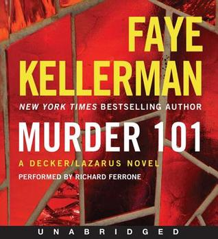 Murder 101 CD Faye Kellerman