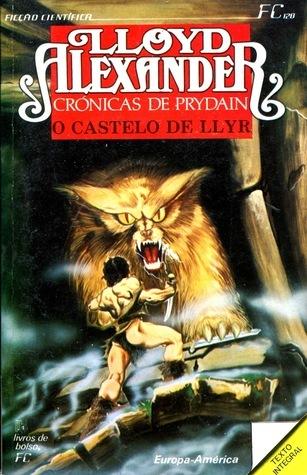 O castelo de Llyr (As crônicas de Prydain #3)  by  Lloyd Alexander