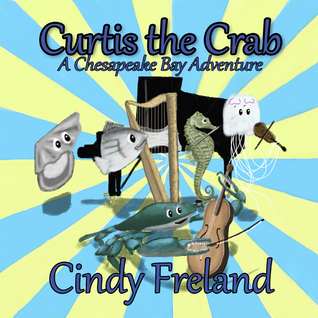 Curtis the Crab  by  Cindy Freland