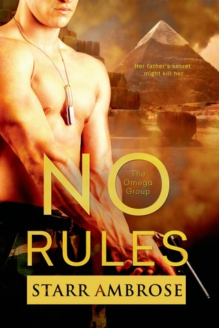 No Rules (Omega Group, #1) Starr Ambrose