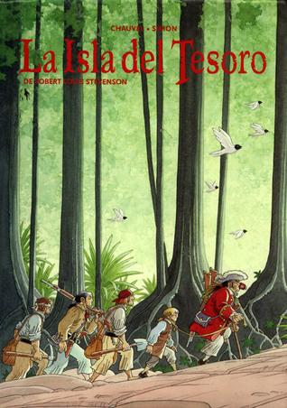 La Isla del Tesoro  by  David Chauvel
