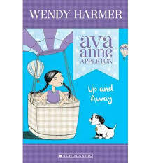 Up and away (Ava Anne Appleton#)  by  Wendy Harmer