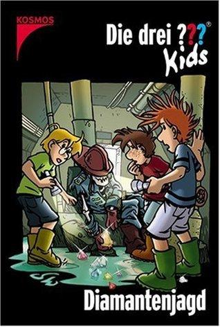 Die Drei ??? Kids 28. Diamantenjagd  by  Boris Pfeiffer
