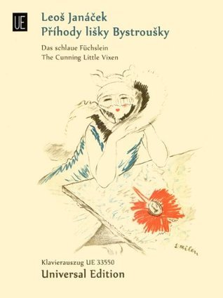 The Cunning Little Vixen, Vocal Score Leoš Janáček