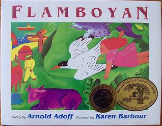 Flamboyan  by  Arnold Adoff