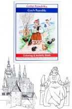 Czech Republic Coloring and Activity Book Catherine Macaro
