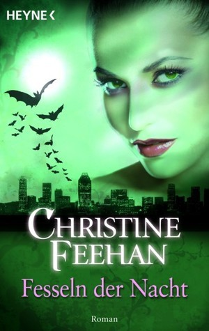 Fesseln der Nacht (GhostWalkers, #6)  by  Christine Feehan