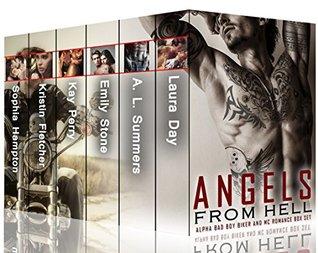 Angels from Hell: Alpha Bad Boy Biker and MC Romance Box Set A.L. Summers