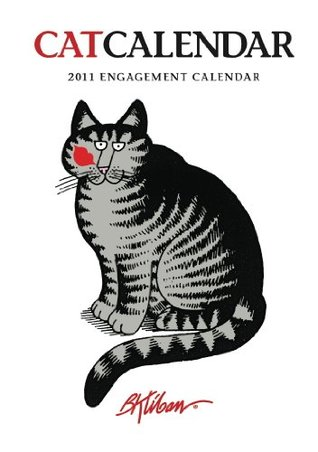 CatCalendar 2011 Engagement Calendar B. Kliban