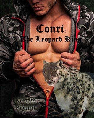 Conri: The Leopard King  by  Kerryn Bryant