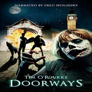 Doorways: A Book of Vampires, Werewolves, & Black Magic (Doorways, #1) Tim ORourke