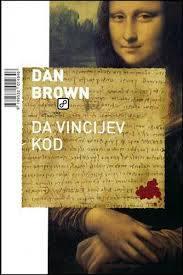 Da Vincijev kod (Robert Langdon, #2) Dan Brown