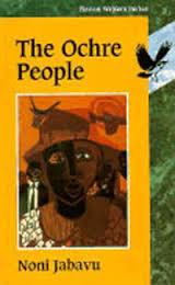 The Ochre People  by  Noni Jabavu
