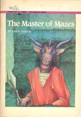 The Master of Mazes Carol Gaskin