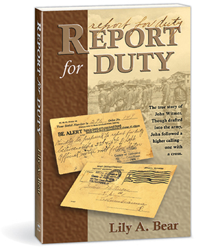 Report for Duty Lily A. Bear