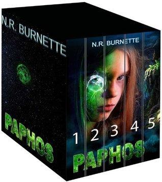 Paphos: Books 1-5  by  N.R. Burnette