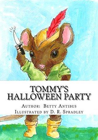 Tommys Halloween Party Betty Antibus
