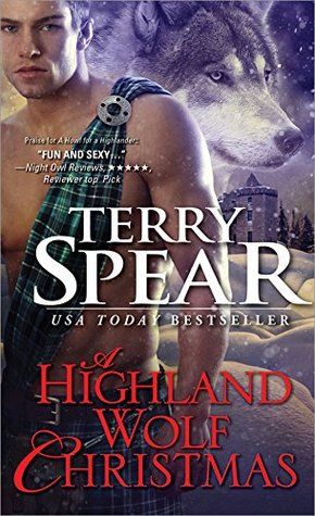 A Highland Wolf Christmas (Heart of the Wolf #15)  by  Terry Spear