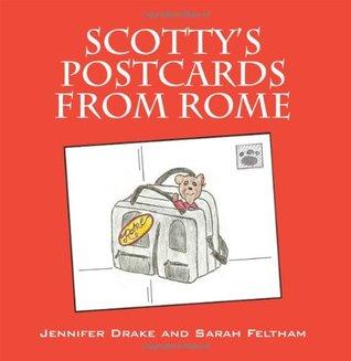 Scottys Postcards from Rome Jennifer Drake