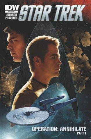Star Trek #5  by  Mike Johnson