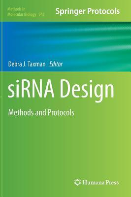 Sirna Design: Methods and Protocols Debra J. Taxman