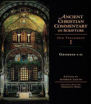 Genesis 1-11 Thomas C. Oden