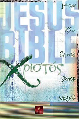 Jesus Bible-Nlt Anonymous