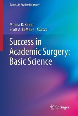 Success in Academic Surgery: Basic Science Melina Kibbe