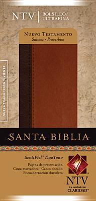 Santa Biblia SentiPiel-NTV  by  Anonymous