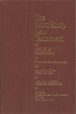 The Word Study New Testament and Concordance  by  Ralph D. Winter