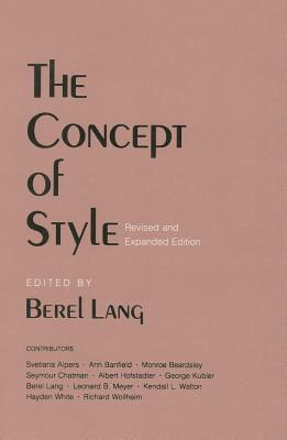 The Concept of Style  by  Berel Lang