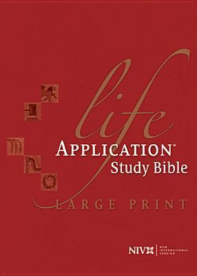 Holy Bible  Life Application Study Bible, NIV  by  Anonymous