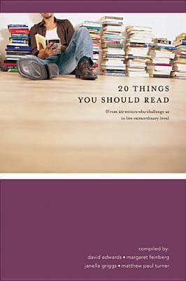 20 Things You Should Read David B. Edwards