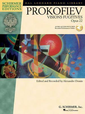 Prokofiev: Visions Fugitives, Opus 22 [With CD (Audio)]  by  Sergei Prokofiev