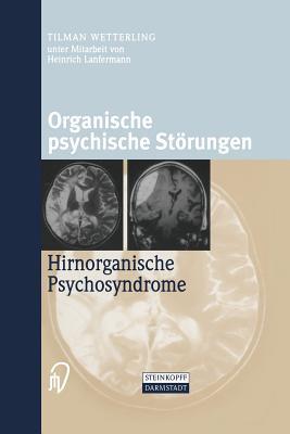 Gerontopsychiatrie: Ein Leitfaden Zur Diagnostik Und Therapie  by  Tilman Wetterling