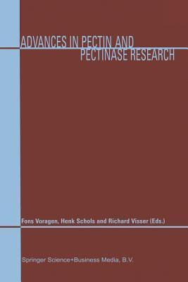 Advances in Pectin and Pectinase Research Fons Voragen