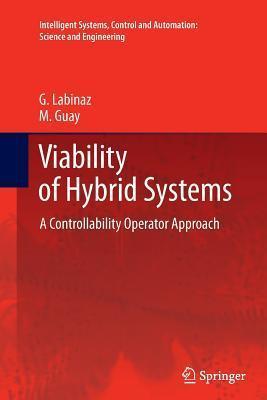 Viability of Hybrid Systems: A Controllability Operator Approach  by  G Labinaz