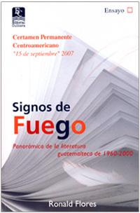 Signos de Fuego.  by  Ronald Flores