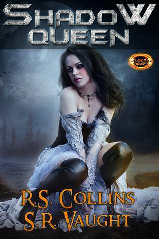 Shadow Queen  by  R.S. Collins