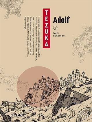 Adolf #2 Tajni dokument  by  Osamu Tezuka