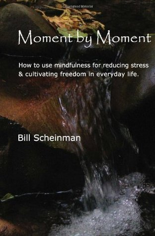 Moment  by  Moment: How to Use Mindfulness to Reduce Stress in Everyday Life by Bill Scheinman