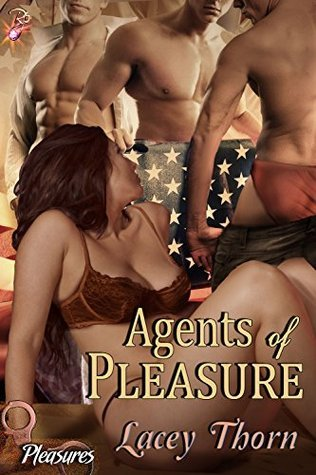 Agents of Pleasure  by  Lacey Thorn: Pleasures Series, Book Nine by Lacey Thorn