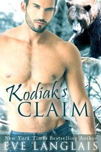 Kodiaks Claim (Kodiak Point, #1)  by  Eve Langlais