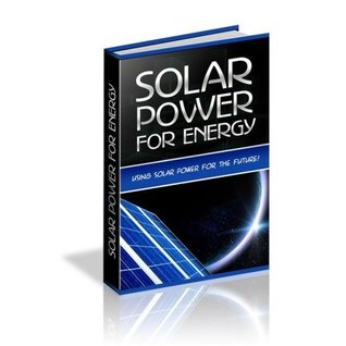 Solar Power for Energy A. Wilkie