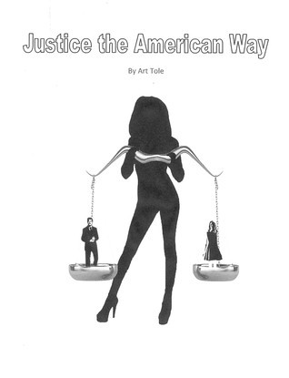 Justice the American Way Art Tole