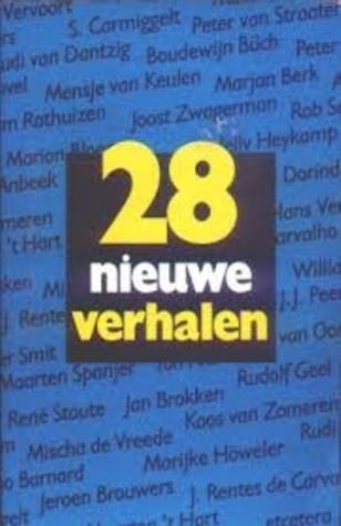 28 nieuwe verhalen  by  Ton Anbeek
