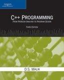 Programacion Java: del Analisis de Problemas Al Diseno de Programas  by  D.S. Malik