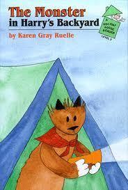 Monster in Harrys Backyard Karen Gray Ruelle