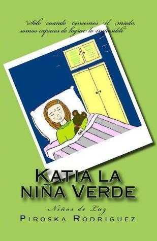 Katia la niña Verde Piroska Rodriguez